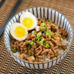 Taiwanese Minced Pork Rice