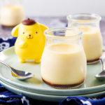 Purin (Japanese Caramel Custard Pudding)